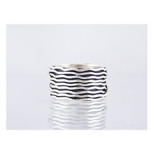 Sterling Silver Branch Wire Ring Size 12