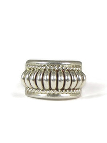 Sterling Silver Ring Size 5 1/2 by Thomas Charley