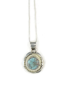 Natural Dry Creek Turquoise Pendant (PD4806)