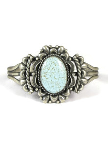 Number 8 Turquoise Bracelet by Derrick Gordon