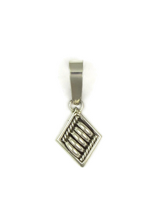 Sterling Silver Pendant by Thomas Charley