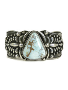 Dry Creek Turquoise Cuff Bracelet by Darryl Becenti (BR4149)