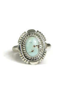 Dry Creek Turquoise Ring Size 9 (RG3642)