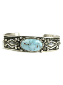 Dry Creek Turquoise Bracelet by Happy Piaso (BR4719)