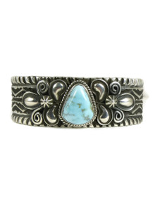 Dry Creek Turquoise Bracelet by Andy Cadman