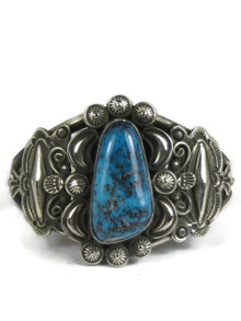 Natural Chinese Turquoise Bracelet by Fritson Toledo (BR4203)