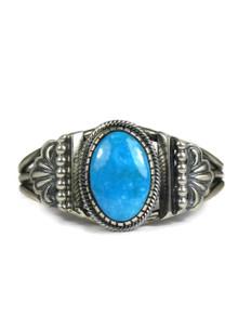 Sleeping Beauty Turquoise Bracelet by Leon Martinez
