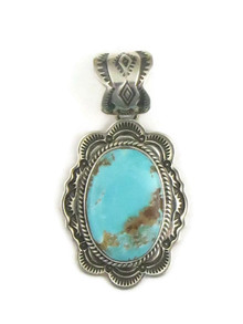 Royston Turquoise Pendant by Happy Piaso (PD3350)