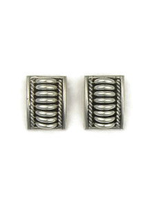 Sterling Silver Earrings by Thomas Charley (ER3878)