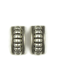 Sterling Silver Earrings by Thomas Charley (ER3879)