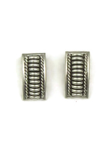 Sterling Silver Earrings by Thomas Charley (ER3880)