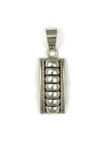 Sterling Silver Pendant by Thomas Charley (PD3355)