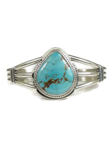 Sierra Nevada Turquoise Bracelet by Larson Lee
