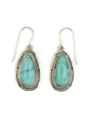Sierra Nevada Turquoise Earrings by Tony Garcia (ER4061)