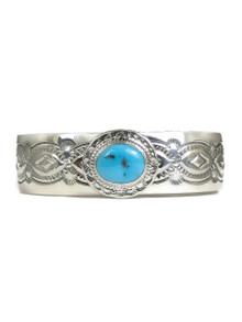 Sleeping Beauty Turquoise Bracelet by John Nelson (BR6045)