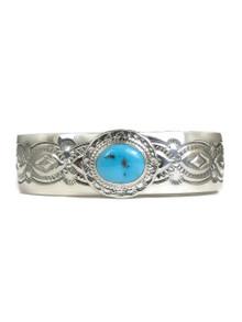 Sleeping Beauty Turquoise Bracelet by John Nelson (BR6045)