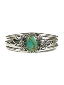 Low Mountain Turquoise Bracelet by Fritson Toledo (BR4248)