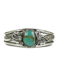 Low Mountain Turquoise Bracelet by Fritson Toledo (BR4249)