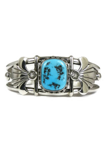 Kingman Turquoise Bracelet by Fritson Toledo (BR4250)