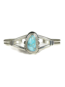 White Water Turquoise Bracelet by Larson Lee (BR4273)