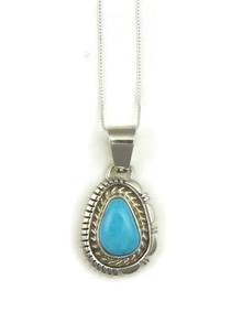 Sleeping Beauty Turquoise Pendant (PD3890)