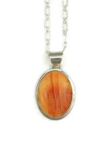 Spiny Oyster Shell Pendant by Lyle Piaso (PD3894)