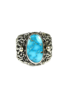 Sleeping Beauty Turquoise Ring Size 9 1/2