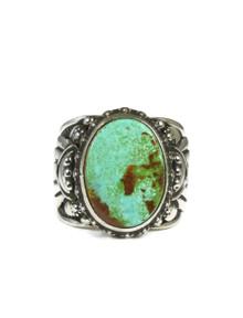 Royston Turquoise Ring Size 10 by Fritson Toledo (RG3665)