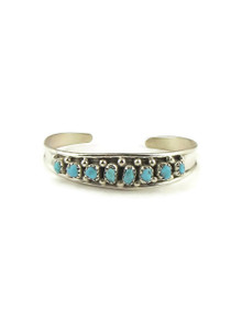 Turquoise Baby Bracelet by Elton Cadman
