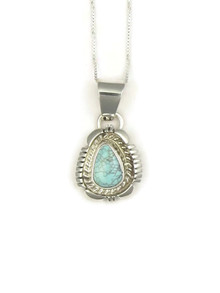 Dry Creek Turquoise Pendant (PD4010)