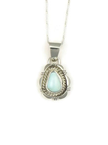 Dry Creek Turquoise Pendant  (PD4011)