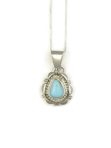 Dry Creek Turquoise Pendant (PD4012)