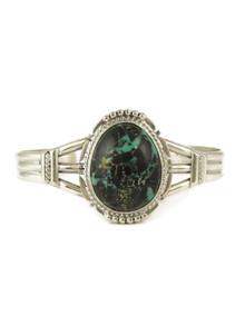 Boulder Turquoise Bracelet by John Nelson (BR4675)