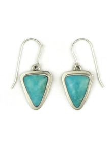 Turquoise Mountain Earrings by Lyle Piaso (ER3997)