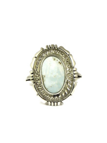 Dry Creek Turquoise Ring Size 7 by Norvin Johnson (RG4974