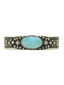 Kingman Turquoise Bracelet by Happy Piaso (BR4686)