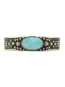 Kingman Turquoise Bracelet by Happy Piaso (BR4686)