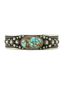 Pilot Mountain Turquoise Bracelet by Happy Piaso (BR4687)