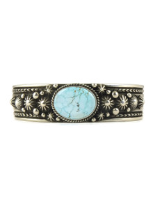 Dry Creek Turquoise Bracelet by Happy Piaso (BR4690)