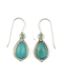 Turquoise Mountain Earrings by Burt Francisco (ER4022)