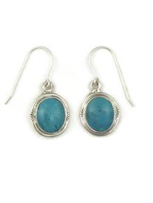 Turquoise Mountain Earrings by Berna Francisco (ER4023)