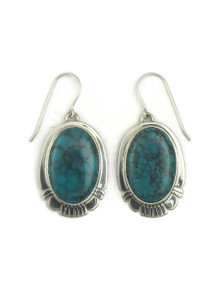 Turquoise Mountain Earrings by Phillip Sanchez (ER4032)