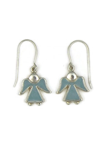 Free with $50 Purchase - Southwest Angel Earrings