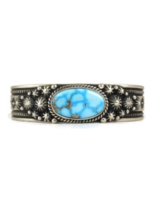 Kingman Turquoise Bracelet by Happy Piaso (BR4344)