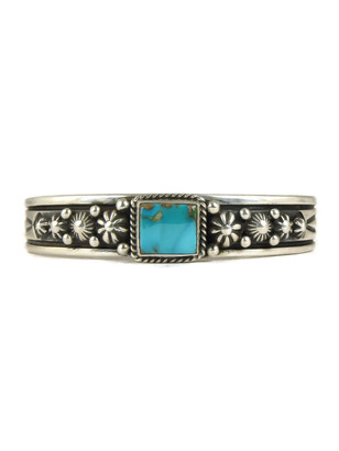Pilot Mountain Turquoise Bracelet by Happy Piaso (BR4345)