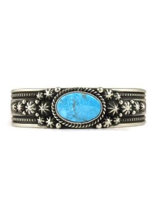 Kingman Turquoise Bracelet by Happy Piaso (BR4349)