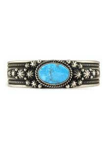 Kingman Turquoise Bracelet by Happy Piaso (BR4349)