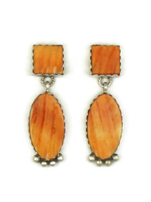 Spiny Oyster Shell Earrings (ER5119)