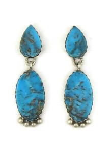 Kingman Turquoise Earrings (ER5121)