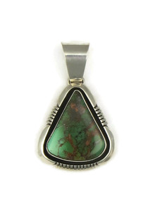 Royston Turquoise Pendant by Cooper Willie (PD4069)